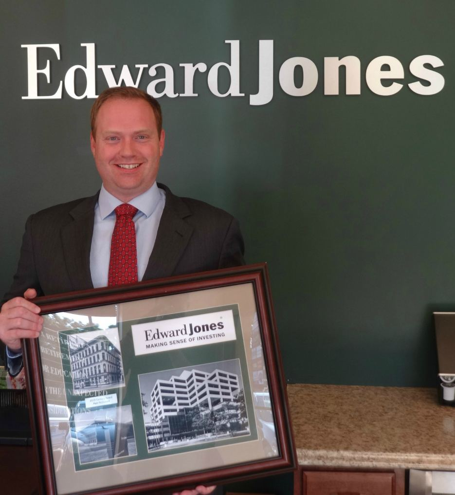 Edward Jones Century Award Matt McDonald