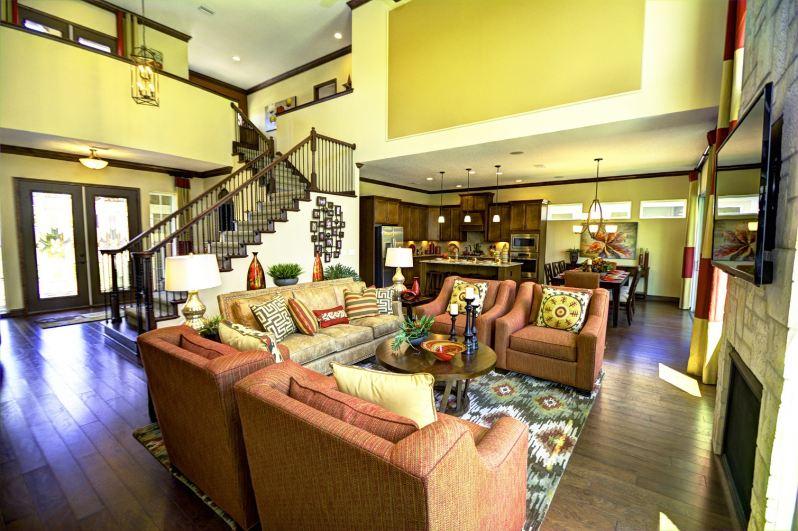 ICI Homes Of Tamaya In Jacksonville, Fla.