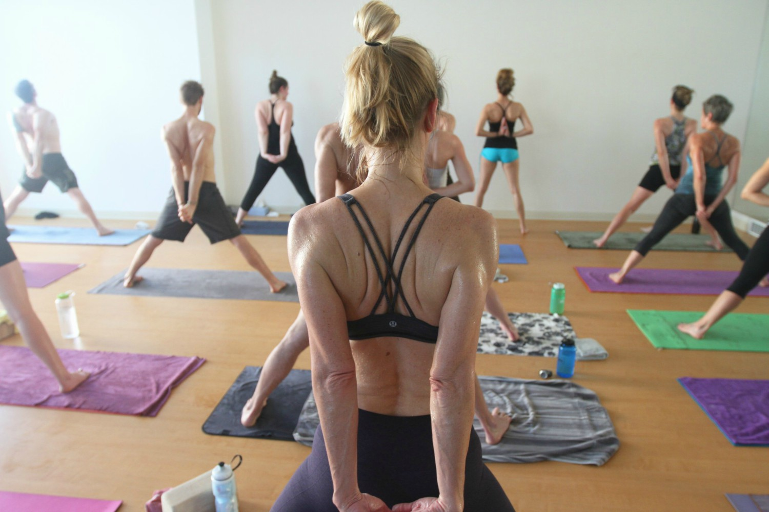 DETOX with epic hot yoga.