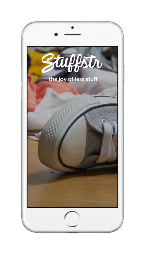 Get the Stuffstr App - Don't Trash It. Recirculate It.