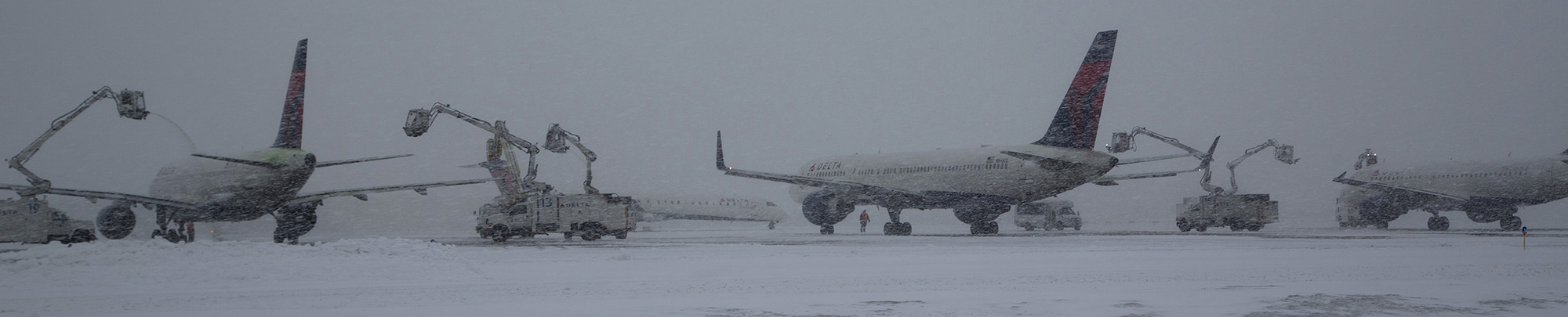 Runway Snow Removal