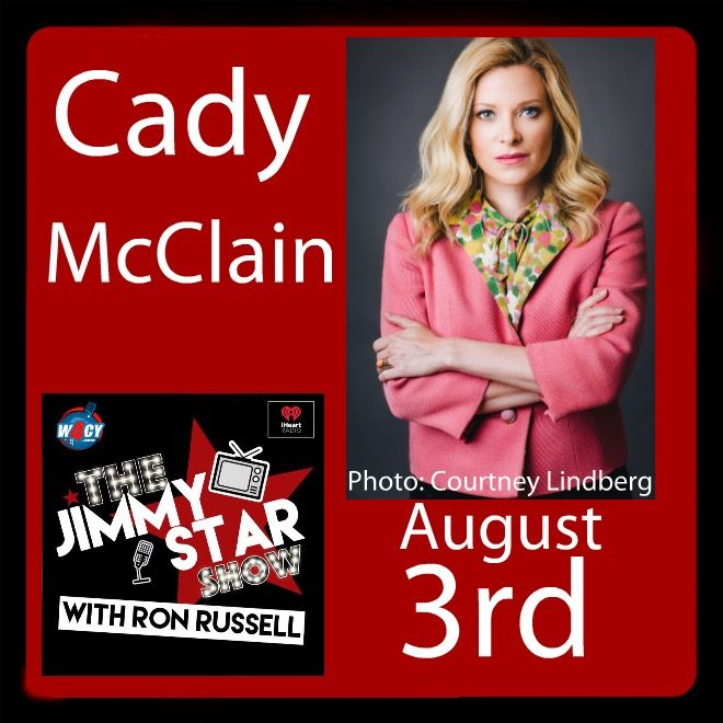 Cady McClain on The Jimmy Star Show With Ron Russell
