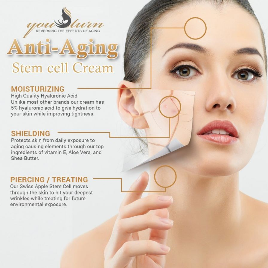 Science's answer to fine lines and wrinkles