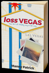 Author, Speaker, and Coach Manny Patrick's upcoming book: loss Vegas
