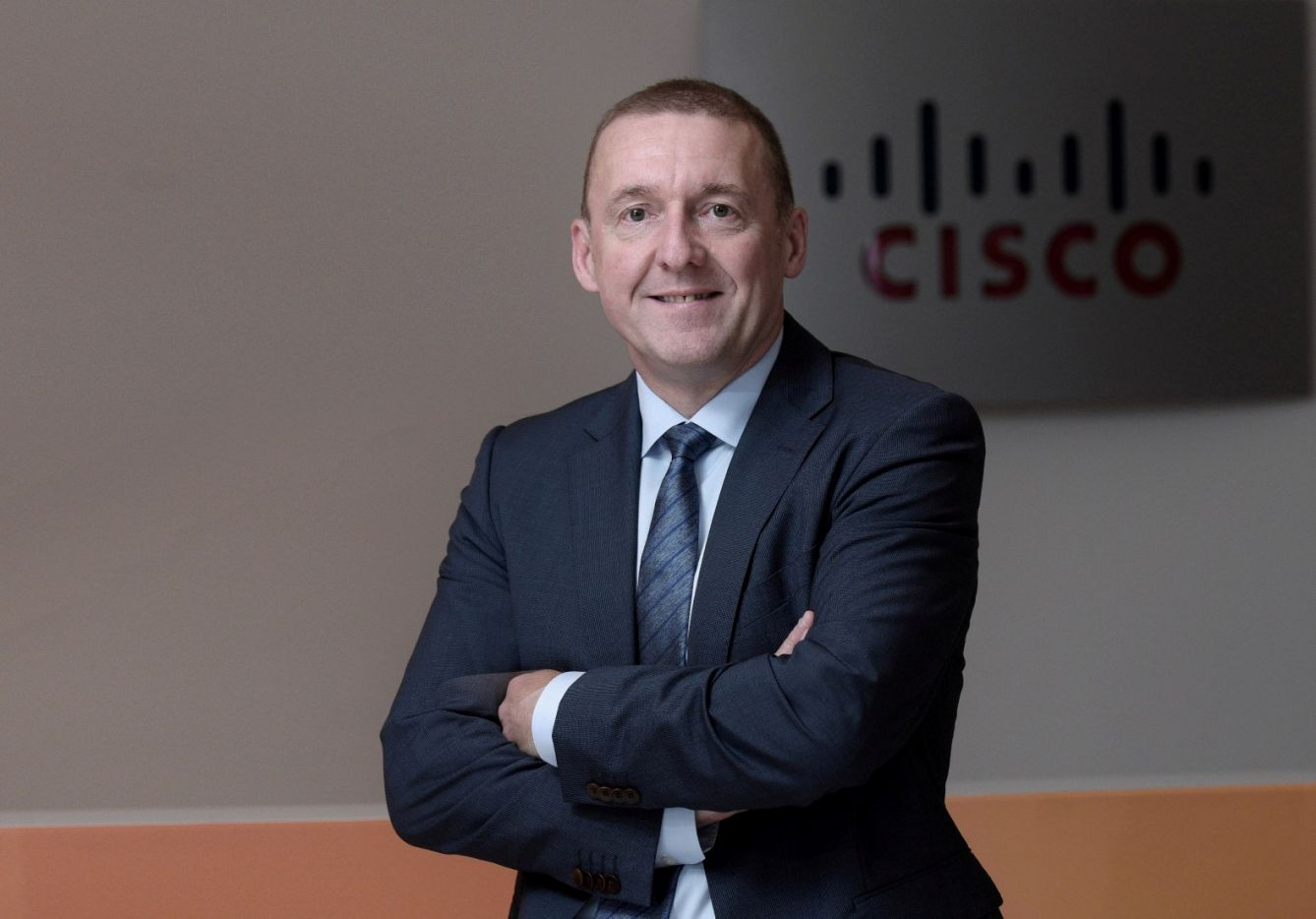 Mike Weston - Vice President - Cisco Middle East