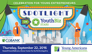 15th Annual Celebration for Young Entrepreneurs