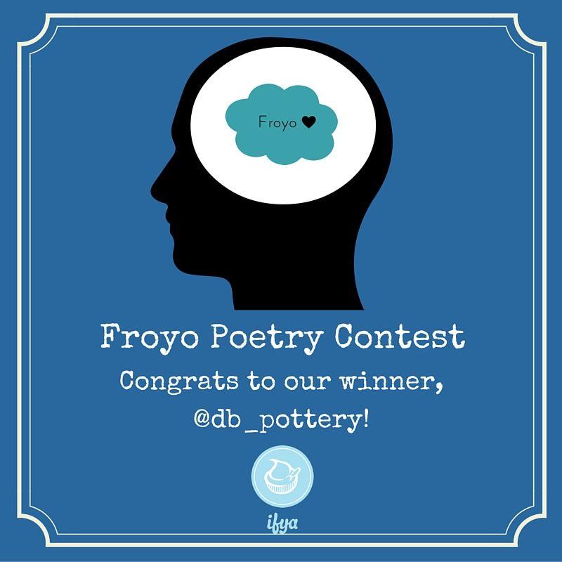Froyo poetry contest