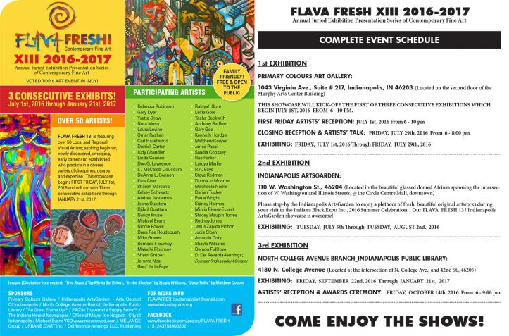 Flava Fresh Xiii 2016 2017 Series The Indianapolis