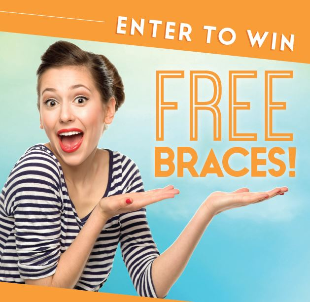 Orthodontist to Donate Free Braces during Two Local Events
