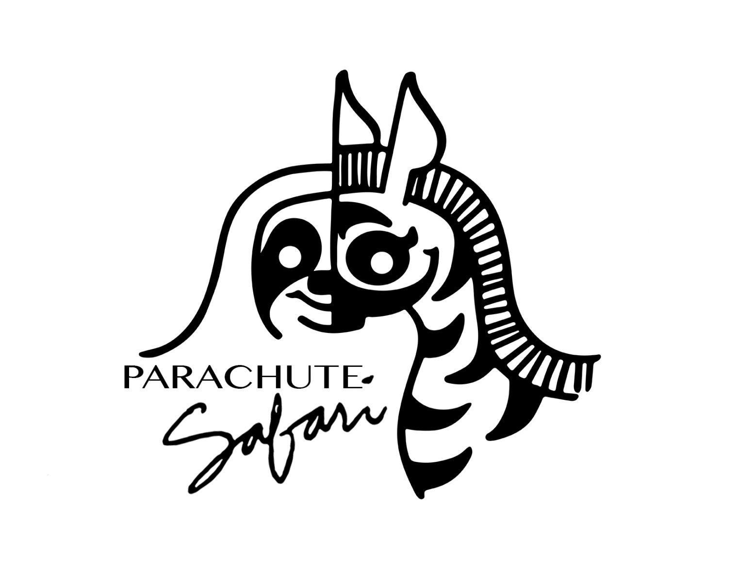 Parachute Safari LOGO!