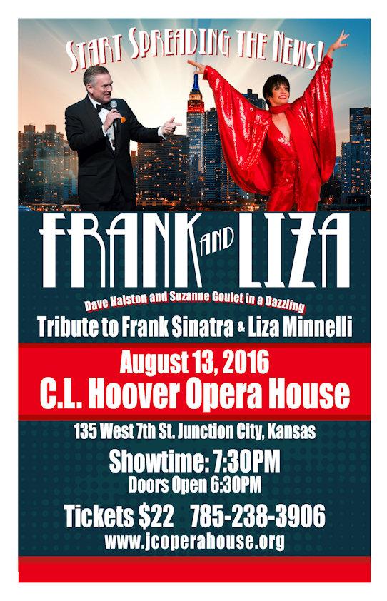 """""""Frank & Liza"""" - August 13 Junction City, KS"""