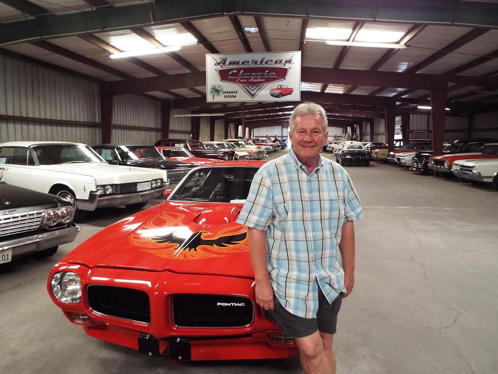 Terry miller joins american classic car sales american for American classic auto sales