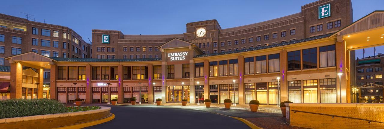 Luxury Hotels Alexandria Va
