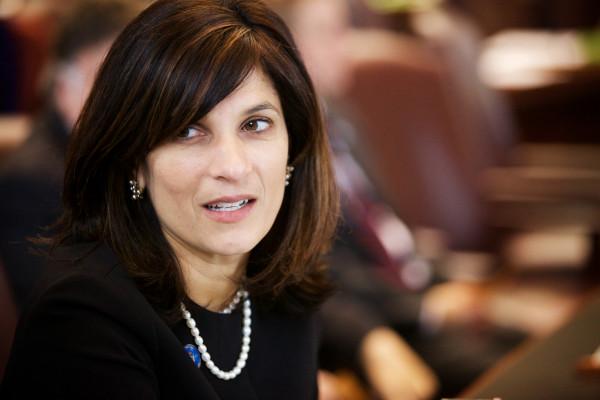 Special Guest Speaker; Sara Gideon (D-Freeport), Maine Assistant Majority Leader