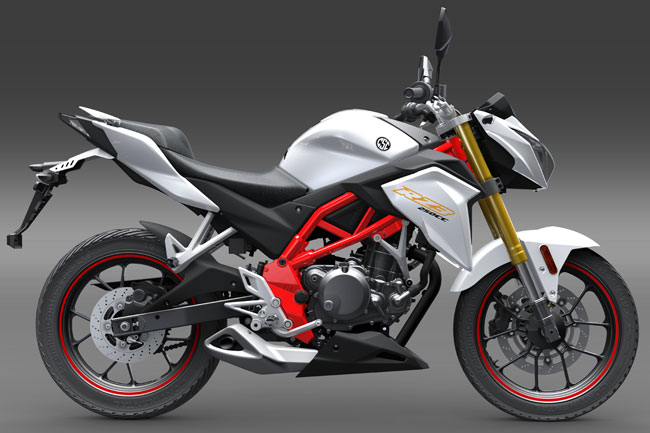 The CSC 250cc RZ3 Motorcycle