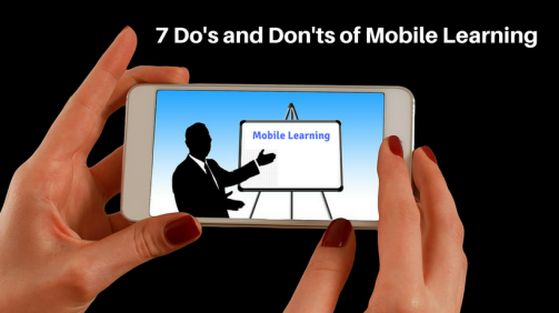 7 Do's and Don't of Mobile Learning - enyota