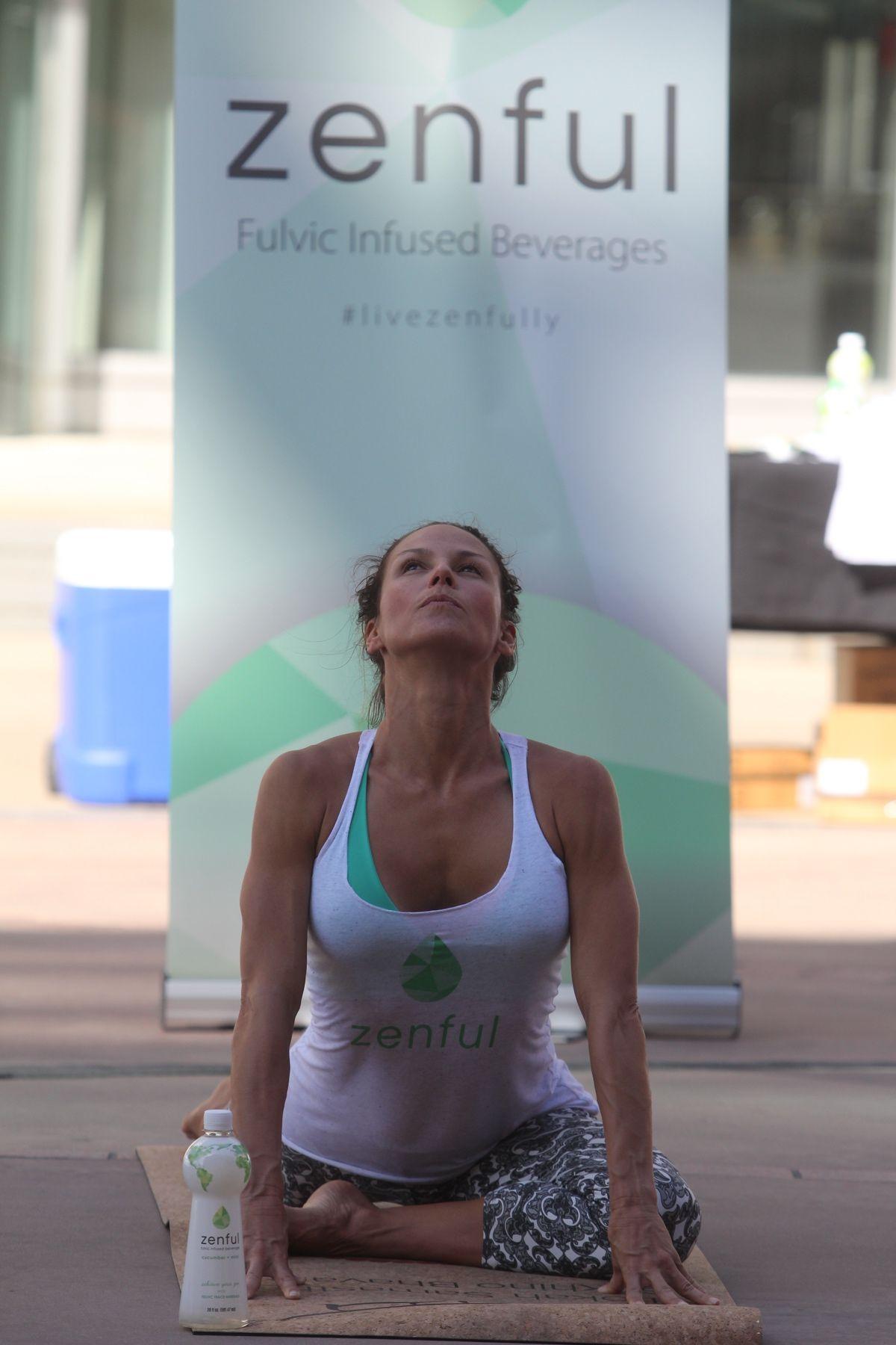smaller yoga zenful pose