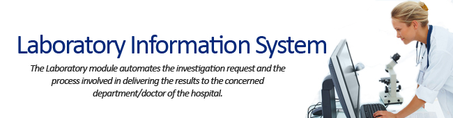 Laboratory Information System (LIS)