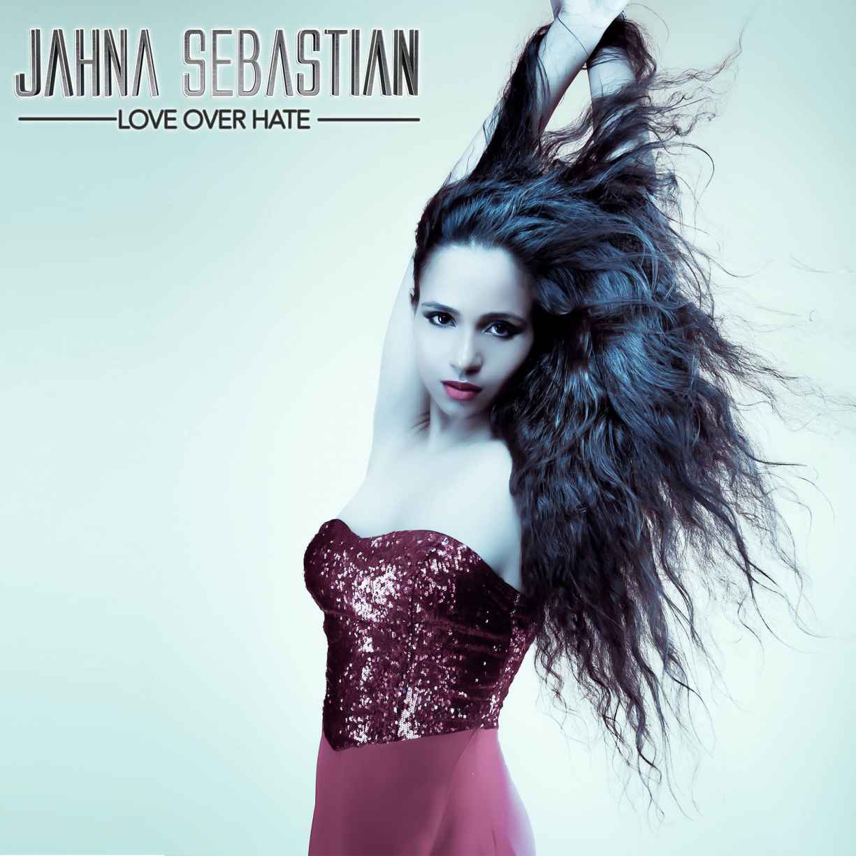 "Jahna Sebastian ""Love Over Hate"""