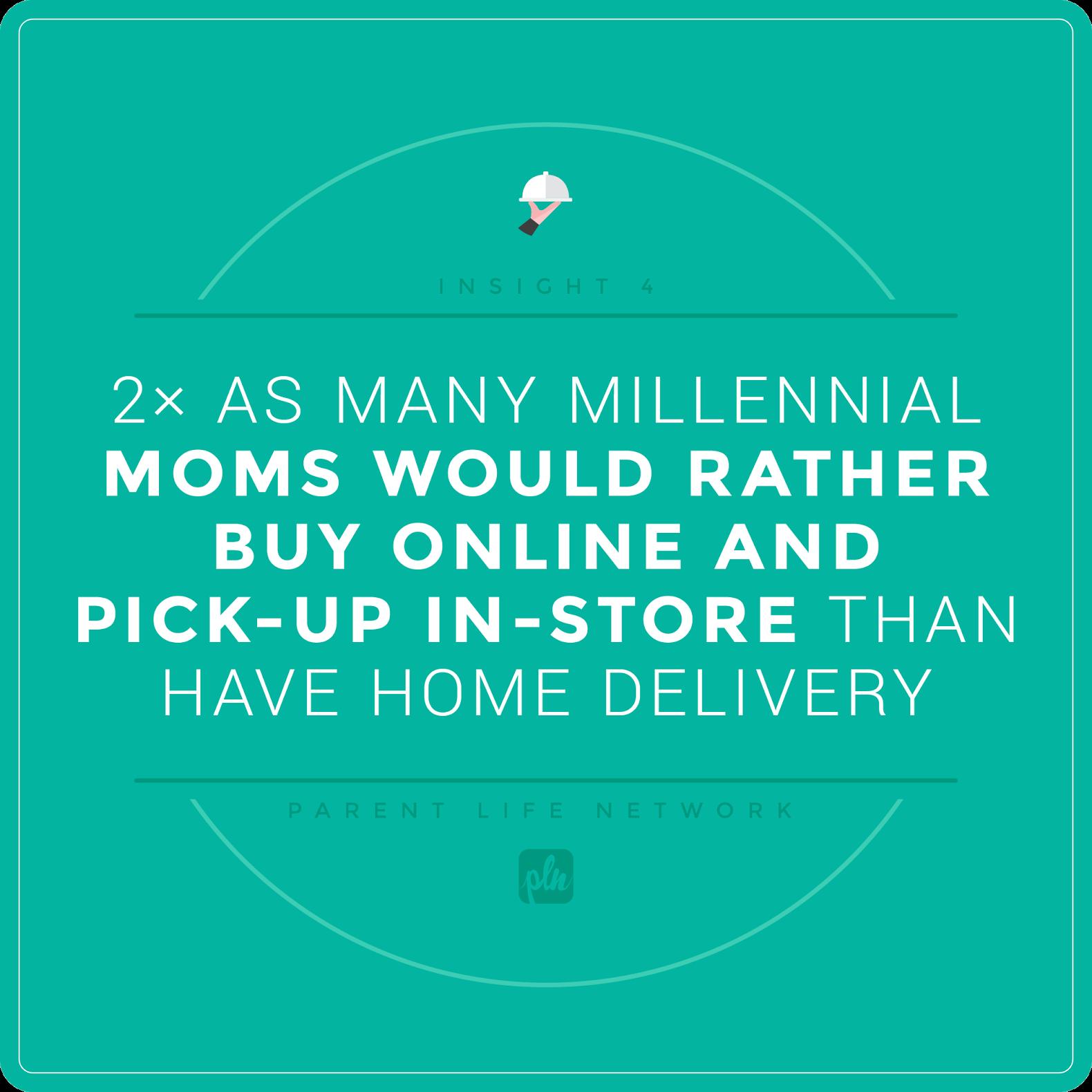 Millennial Mom Insight 4 - Buy Online