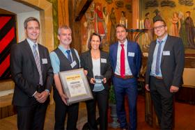 STW Wins BOMAG award