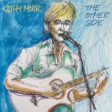 Kathy Muir sketch by Susan Carson