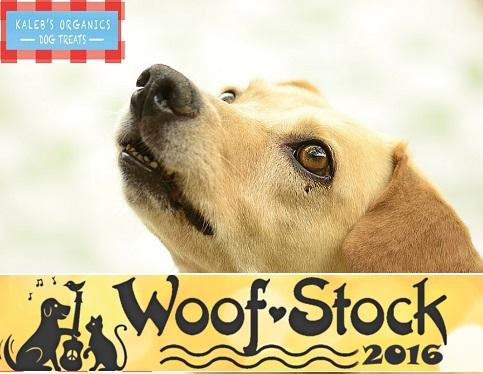 Woofstock 2016 and Kaleb's Organics