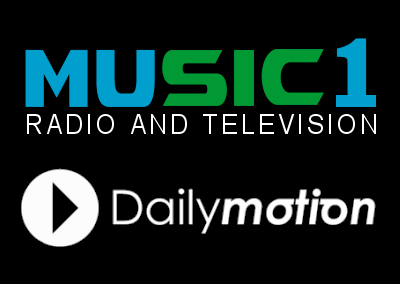 Music 1 Television and Dailymotion