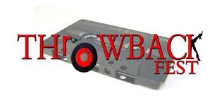 throwback concert logo