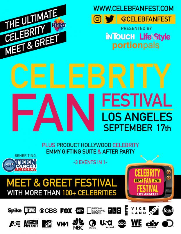 One of the countrys largest celebrity meet and greets is coming to mainflyer m4hsunfo