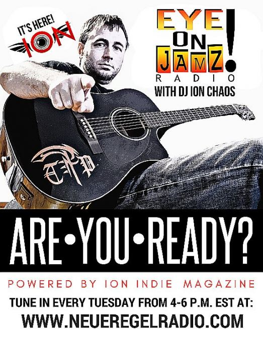 EYE ON JAMZ RADIO With DJ ION Chaos