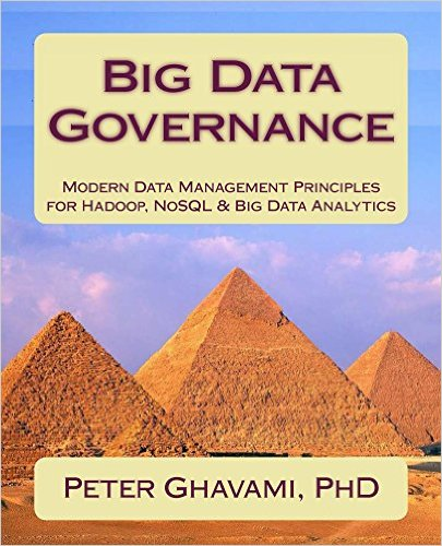 Book on Big Data Governance Reveals Best Practices for Hadoop and NoSQL Security