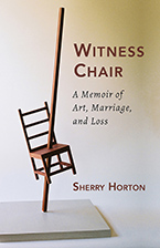 Witness Chair, by Sherry Horton