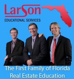 The Larson family wants to help you on exam day