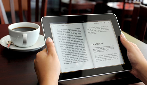 The popularity of ebooks gives all authors the opportunity to be published.