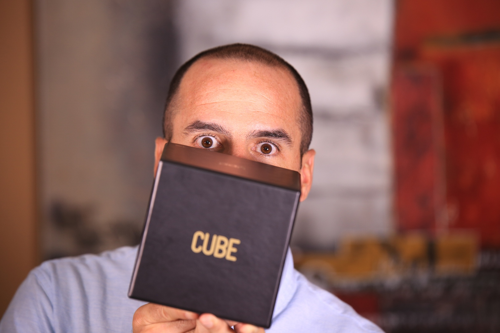 Are you ready for the CUBE?