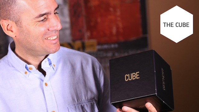 CUBE and Franco Soldi