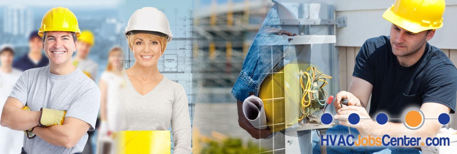 HVAC Jobs, Plumbing Jobs and Refrigeration Jobs.