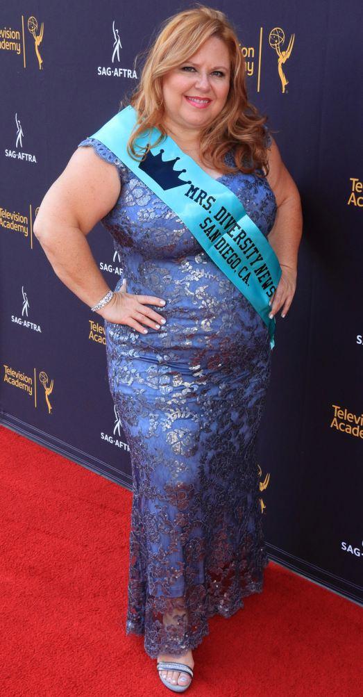 Sharon K Doyle Mrs. Diversity San Diego