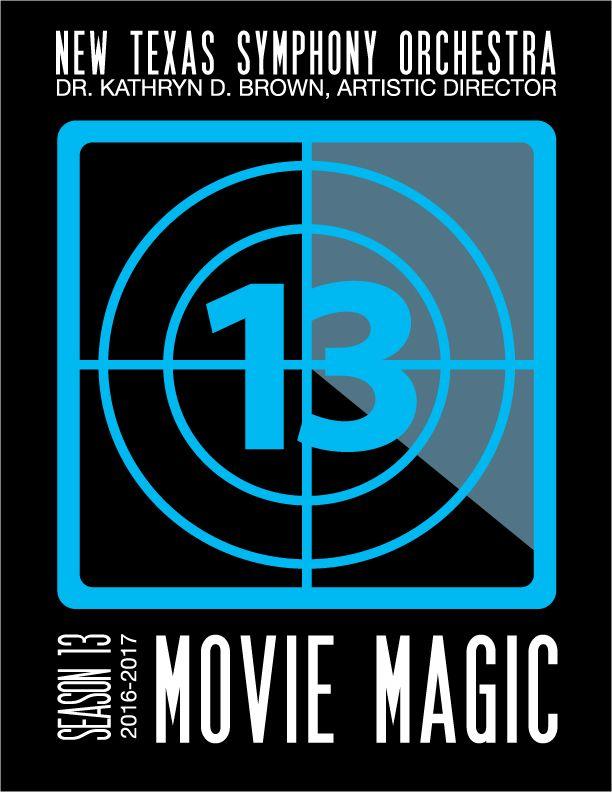 NTSO 2016-17 Season Movie Magic