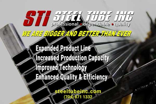Bigger & Better Than Ever   Steel Tube Inc