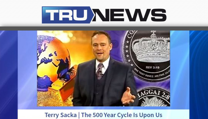 Terry Sacka The 500 Year Cycle Is Upon Us