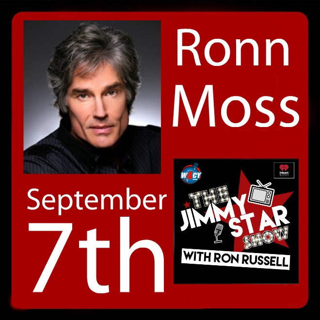 Ronn Moss On The Jimmy Star Show With Ron Russell