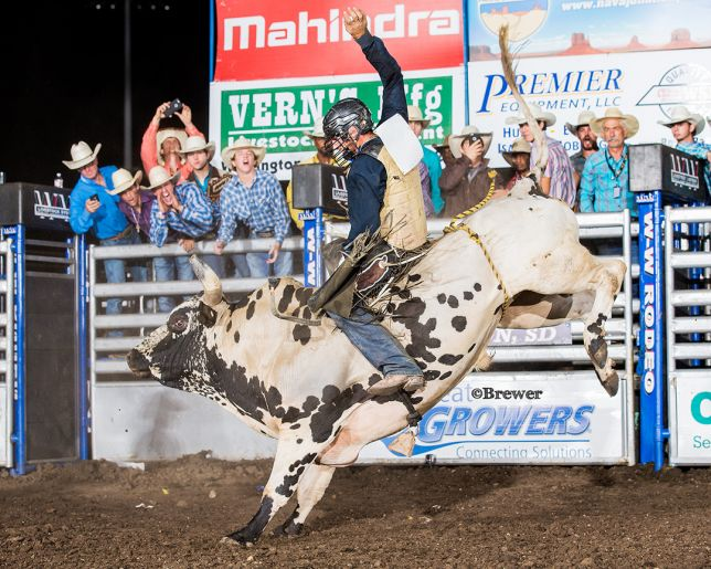 Taryl Smith Wins First Stop of CBR Road to Cheyenne