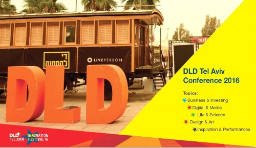 Join IQP Corporation at DLD Tel Aviv!