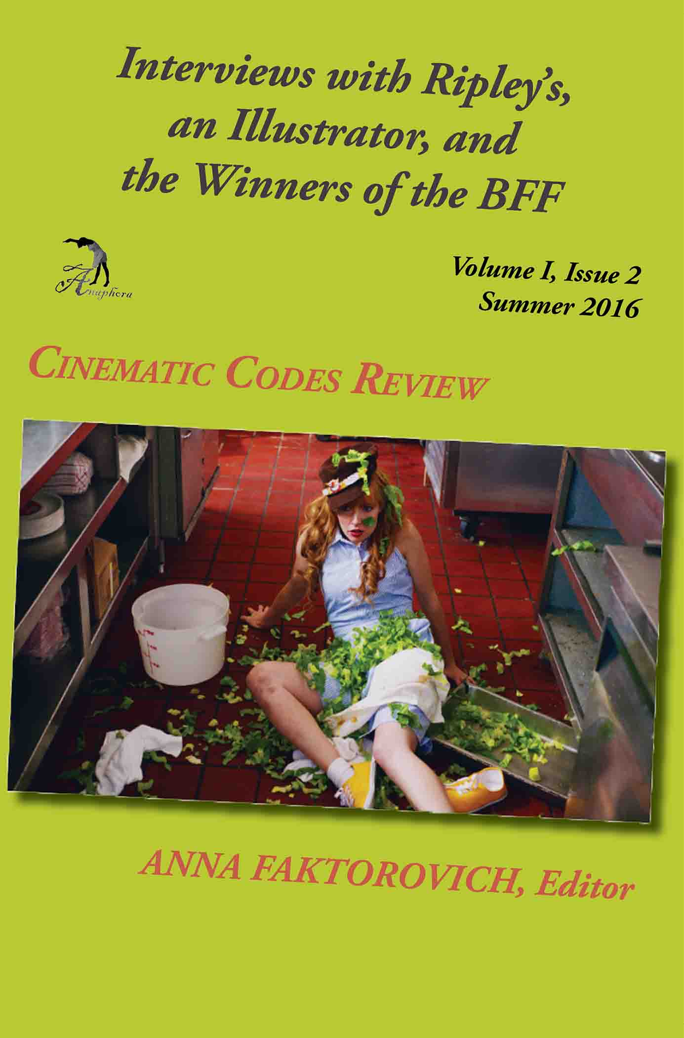 CCR - Summer 2016 - Front Cover - 9781537461243 -