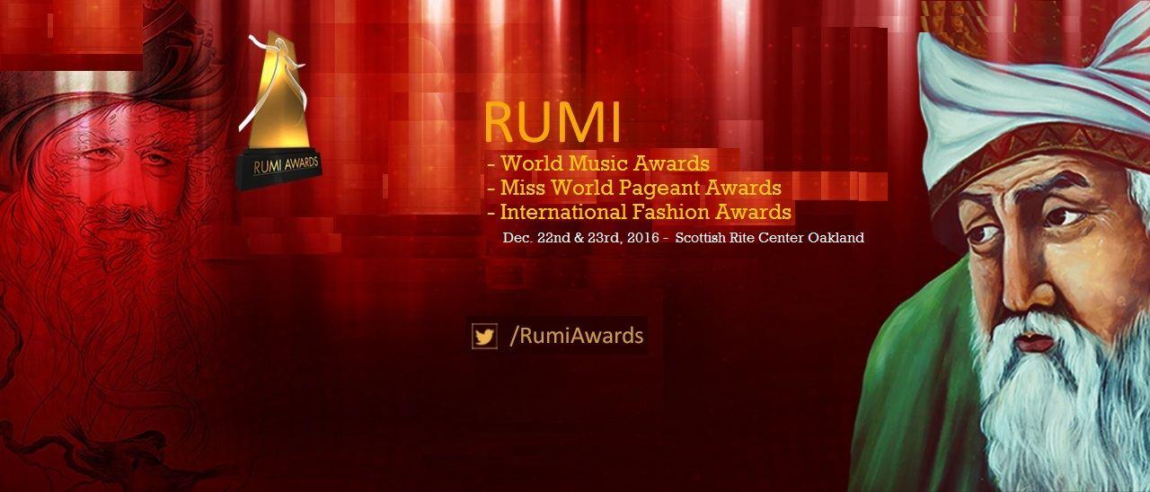 Rumi Awards 2016