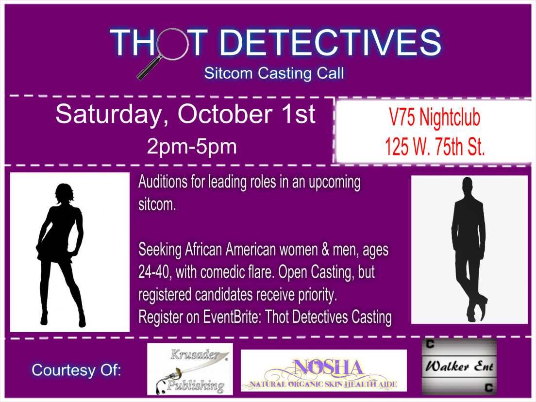 thot detectives casting