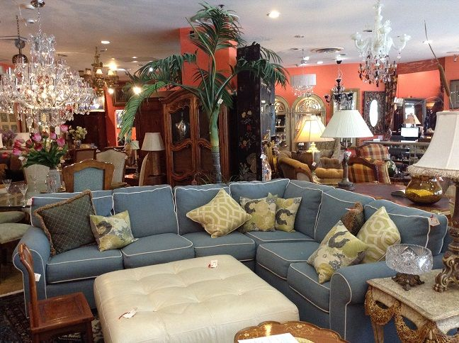 south florida antique consignment and furniture store