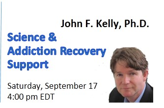 SMART Recovery Webinar: Science & Addiction Recovery  Support
